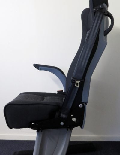 Cruiser Seat - side view