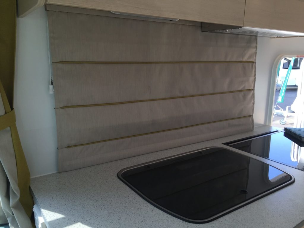 Motorhome Interiors | Upholstery, Bedding, Blinds, Curtains