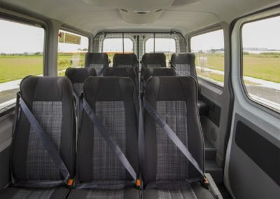 Minivan Cruiser seats