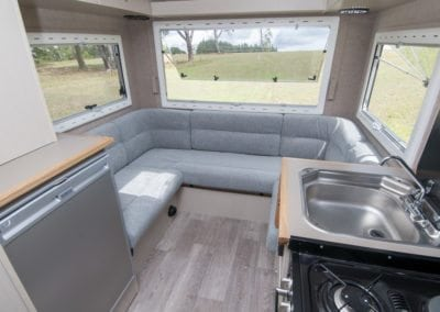 Motorhome refurbishment