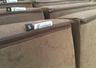 Starfish cushions