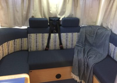 Refurbished 4 Berth motorhome