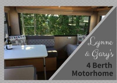 Lynne & Gary's 4 Berth Motorhome
