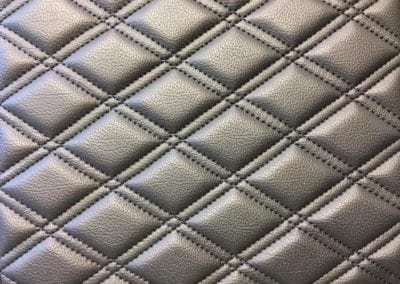 Leather Diamond Pattern