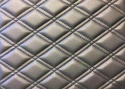 Leather Diamond Pattern