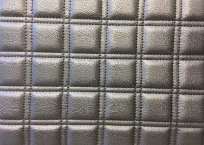 Leather Squares pattern