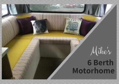 MIke's 6 berth motorhome