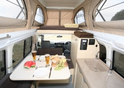 New Motorhome interior fitout