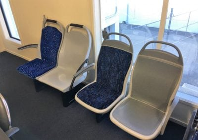 Star Lite City Bus Seats