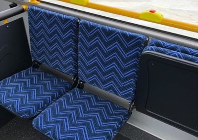 Mobility seating
