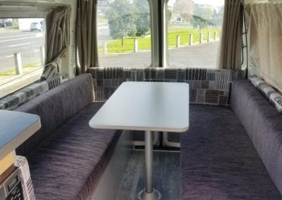 2 berth refurbishment