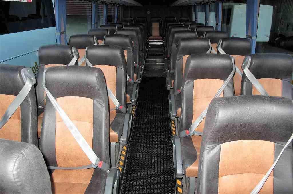 bus and coach refurbishment